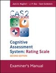 Image CAS2: Rating Scale - Examiner's Manual