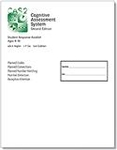 Image CAS2: Student Response Booklet: Ages 8-18 (5)