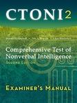 Image CTONI-2 Examiner's Manual