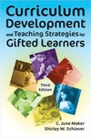 Image Curriculum Development and Teaching Strategies for Gifted Learners Third Edition