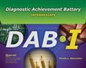 Image DAB-I Diagnostic Achievement Battery-Intermediate: Complete Kit