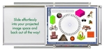 Image Diversitrack for Interactive Whiteboards