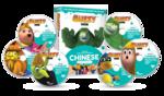 Muzzy Classroom DVD Set | Muzzy Club