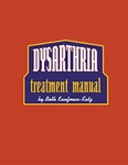 Image Dysarthria Treatment Manual