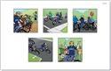 Image Edmark Reading Program: Level 2-Second Edition, Phrase Match Cards & Boards Ki