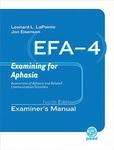 Image EFA-4 Manual