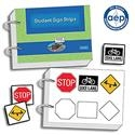 Image Environmental Print Set of 48 Signs and 17 Strips