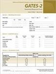 Image GATES-2 Summary/Response Forms (50)