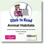 Image Click to Read: Animal Habitats