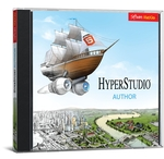 Image HyperStudio AUTHOR