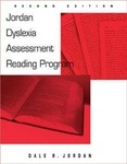 Image Jordan Dyslexia Assessment/Reading Program Second Edition