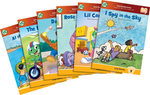 Image Leapfrog - Tag Learn to Read Phonics Book Set 2 Long Vowels Silent E and Y