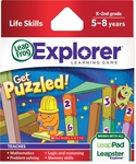 Image LeapFrog LeapPad Game: Scholastic Get Puzzled