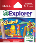Image Leapfrog - LeapPad Explorer:  Get Puzzled