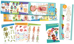 Image LeapFrog LeapReader Interactive Human Body Discovery Set
