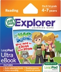 Image LeapFrog LeapPad Ultra eBook: How Not to Clean Your Room