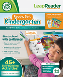 Image LeapFrog LeapReader Read & Write Book Set: Ready, Set, Kindergarten
