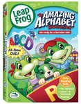 Image LeapFrog The Amazing Alphabet Amusement Park DVD