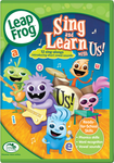 Image LeapFrog: Sing and Learn with Us DVD
