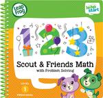 Image LeapFrog LeapStart 3D Scout & Friends Math