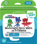 Image LeapFrog LeapStart 3D Moonlight Hero Math with PJ Masks Book