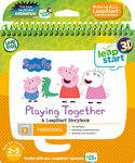 Image LeapFrog LeapStart 3D Peppa The Pig Book