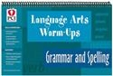 Image Language Arts Warm-Ups: Grammar and Spelling