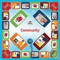 Image Life Skills For Nonreaders Games-Community