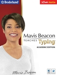 Image Mavis Beacon Teaches Typing - Academic Mac Edition