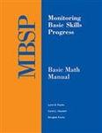 Image MBSP: Monitoring Basic Skills Progress: Manual Second Edition