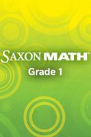 Image Saxon Math 1 PARCC Test Preparation Student Workbook