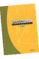 Image Saxon Math 6/5 Homeschool Set/Box