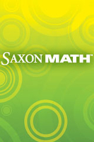 Image Saxon Math Course 3 Online Student Edition, 1 Year 2007