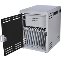 Image Spectrum Connect10 Warm Grey-Black 16.25x16.5x18.9in Power Supply