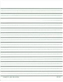 Image RIGHT-LINE PAPER - WIDE RULE (250)