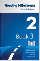 Image Reading Milestones Fourth Edition, Level 2 (Blue) Reader 3