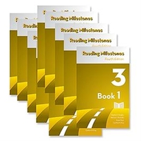 Image Reading Milestones Fourth Edition, Level 3 (Yellow) Reader Package