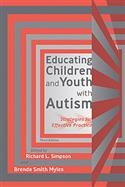 Image EDUCATING CHILDREN & YOUTH W/AUTISM,3E