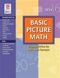 Image BASIC PICTURE MATH PRINT BOOK 2