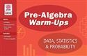 Image PRE-ALG WARM UPS-DATA,STATS