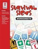 Image SURV SIGNS WORKSHTS BOOK