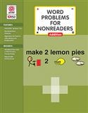 Image WORD PROBLEMS F/NONREADERS-ADDITION (BOOK)
