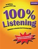 Image 100% LISTENING INTERMEDIATE
