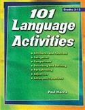 Image 101 LANGUAGE ACTIVITIES