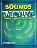Image SOUNDS ABOUND LISTEN, RHYME, READ
