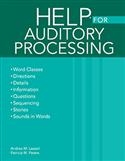 Image HELP FOR AUDITORY PROCESSING