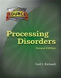 Image THE SOURCE PROCESSING DISORDERS,2E