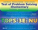 Image Test of Problems Solving?Fourth Edition (TOPS-3E: NU) Complete Kit