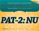 Image PHONOLOGICAL AWARENESS TEST,2E:NORM UPDATE-PAT-2:NU