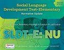 Image SOCIAL LANG DEV TEST-ELEMENTARY NORM UPDATE-SLDT-E:NU KIT